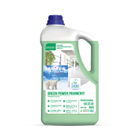 Detersivo Pavimenti Ecolabel Green Power 5 Lt