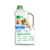 Sapone Liquido Ecolabel Green Power 5 Lt